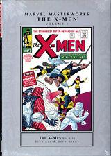 MARVEL MASTERWORKS X-MEN VOL #1 HARDCOVER Stan Lee & Jack Kirby Comics #1-10 HC