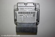 2010 AUDI A6 ALLROAD / SRS Module de contrôle 4f0959655g