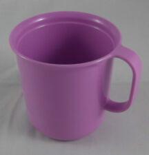 Tupperware Picknicktasse Tasse Trinktasse 330 ml Flieder Lila Violett Neu OVP