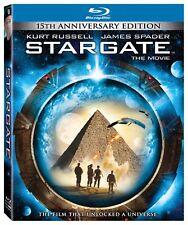 STARGATE Blu-ray New & Sealed + FREE SHIPPING!!! #SciFi #KurtRussell