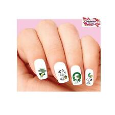 Waterslide Nail Decals Set of 20 Happy St Patricks Day Snoopy Woodstock Assorted