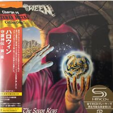Helloween - Keeper Of The Seven Keys- Part 1(SHM-CD.jp mini LP),2009 UICY-94314