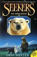 Complete Set Series - Lot of 6 Seekers the Quest Begins books by Erin Hunter