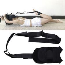 Yoga Ligament Stretching Belt Foot Drop Strap LegTraining Foot Ankle Correcti~QA