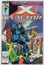 1st printing  X-Factor #25 VF Simonson Apocalypse Horsemen Early Archangel 1988