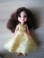 Toddler Belle Doll Plastic Good Condition