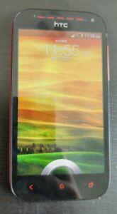HTC One SV - 8GB - Red (Unlocked) Smartphone | Clean Scuff Free