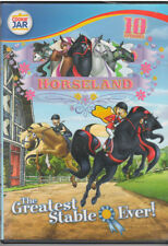 HORSELAND THE GREATEST STABLE EVER (DVD, 2010)
