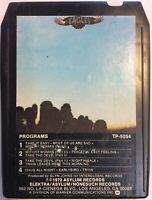Eagles 1972 8 Track Tape Eagles Self Titled Asylum ElectronicsRecycled.com