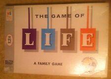 vintage life board game 1960 fair condition milton bradley