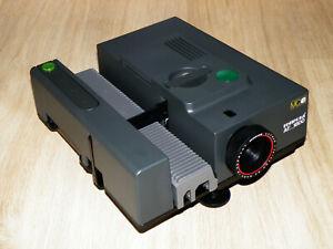 Diaprojektor Reflecta AF 1800 MC mit Agomar 2,8/90 MC Germany, Top Zustand!!!