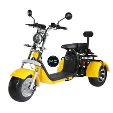 E-Scooter Citycoco Elektroroller Roller mit Straßenzulassung StVZO Trike Chopper