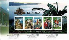 2010 AUSTRALIA Kokada M/S FDC