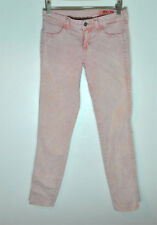 SIWY Hannah Air Kiss Slim Denim Jeans Red size 26 Made in USA