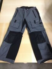 Pantalone antipioggia per moto xc -ting full time grigio pants
