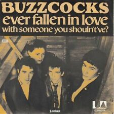 Buzzcocks - Ever Fallen In Love With Someone... - Miniature Poster & Card Frame