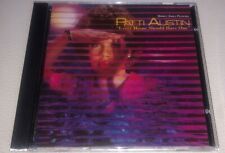 """Patti Austin """"Every Home Should Have One"""" (CD, 1981, Qwest) Germany Pressing"""