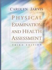 Physical Examination and Health Assessment by Carolyn Jarvis (2001, Paperback)