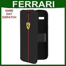 ORIGINALE Ferrari Flip Case per Motorola Moto G Cellulare Book Cover Cellulare Custodia