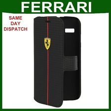 Genuine FERRARI FLIP CASE for Motorola MOTO G mobile book cover cell phone pouch