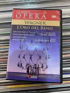 classic voice - opera dvd - l' oro del reno
