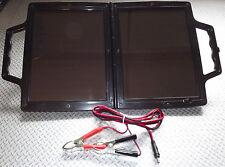12V Solar Maletín Batería Cargador 4 vatios Caravana VW Camper Coche Clásico