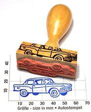 Lloyd Arabella (1959-63) als schöner AutoStempel mit Holzgriff