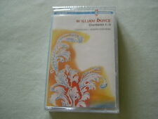 WILLIAM BOYCE Overtures Nos. 1-9 Cantilena Shepherd new sealed cassette