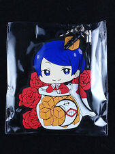 Tokyo Ghoul Rubber Strap Key Chain Frontier Works Shu Shuu Tsukiyama New