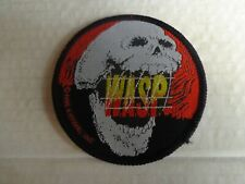"PATCH WASP ""THE HEADLESS CHILDREN"" VINTAGE 1989"