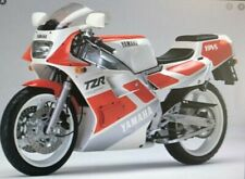 TZR250 3MA WHITE/RED VERSION DECAL KIT