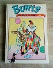 Bunty Annual 1967 Vintage Hardback Book For Girls