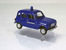 """Wiking 022404 Renault 4 """" Gendarmerie """" Polizei Frankreich"""
