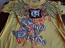 Give Me Face GiveMeFace Fight From The Inside T Shirt Man's Size XL  L4