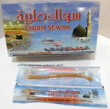 Siwak Tybah Yoro Miswak Brosse à Dents L'Arbre à Soins Buccaux Islam Musulman