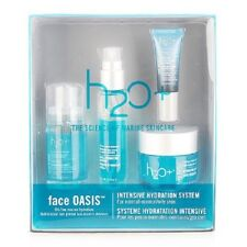 H2O Plus 4‑Piece Face Oasis Intensive Hydration System Set