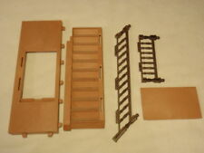 Playmobil Victorian Mansion Staircase Stairs Banister Rail Floor w/ Cover