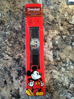 DISNEYLAND MICKEY MOUSE WATCH NEW IN BOX