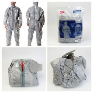 3m Coveralls 4570. Type 3/4/5/6. X Large. Protects Against Chemicals & Liquids.