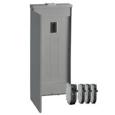 200 Amp 40 Circuit Outdoor Main Breaker Box Panel Easier Wiring Load Center Kit