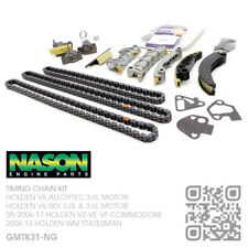 NASON TIMING CHAIN KIT V6 ALLOYTEC/SIDI 3.0L/3.6L [HOLDEN VE-VF COMMODORE & UTE]