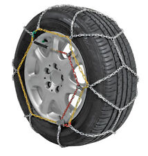 WX-9 - CAR SNOW CHAINS - 4 WINTER EXTREME 165/70-13