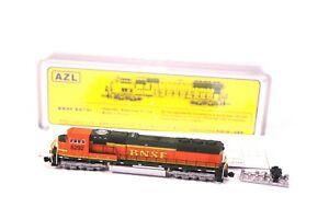 American Z Line BNSF SD75I AZL 6106 Road #8292 Diesellokomotive Spur Z OVP