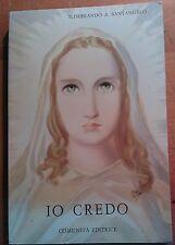 ILDEBRANDO A. SANTANGELO - IO CREDO - COMUNITA' EDITRICE 1967