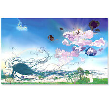 Chiho Aoshima - THE DIVINE GAS PRINT Ed 300 + Signed print