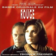 ZBIGNIEW PREISNER - TROIS COULEURS: ROUGE NEW CD