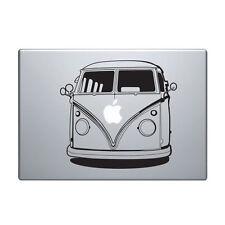 """Macbook Aufkleber Sticker Decal skin Air Pro 11"""" 13"""" 15"""" VW bulli camper bus"""