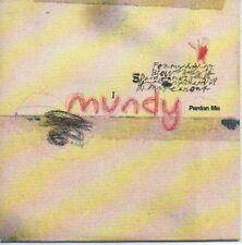 (632F) Mundy, Pardon Me - 1996 CD