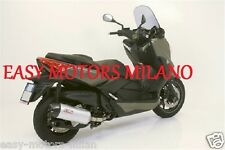 SCARICO MARMITTA TERMINALE GIANNELLI MAXI OVAL YAMAHA XMAX X MAX 400 2013>>
