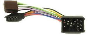 ISO Wiring Harness Adaptors for BMW Models before 2001